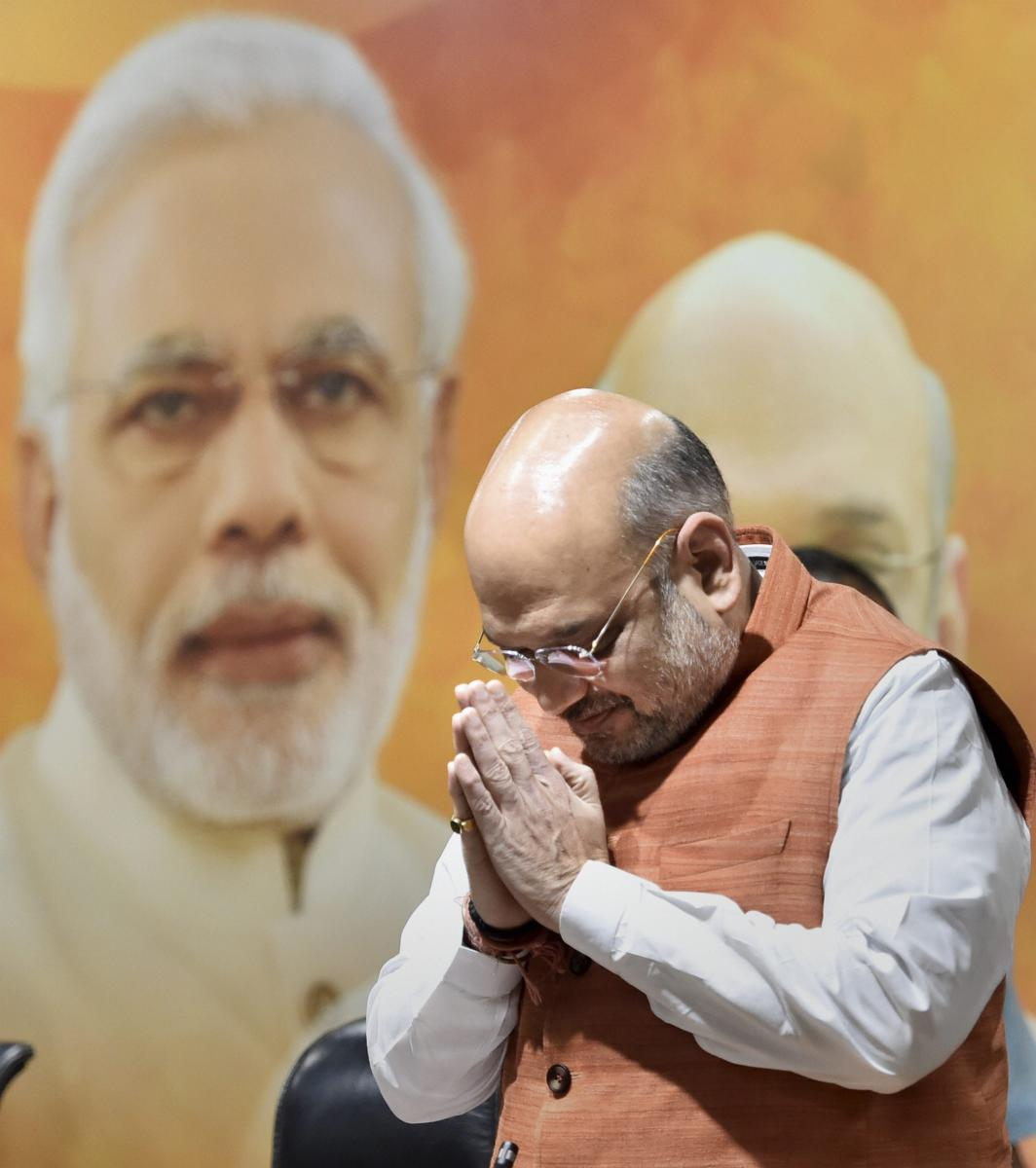 After the setback which the BJP suffered in the recently-concluded bypolls, this seems to be a concentrated move of possible rapprochement with the allies including the Shiv Sena.