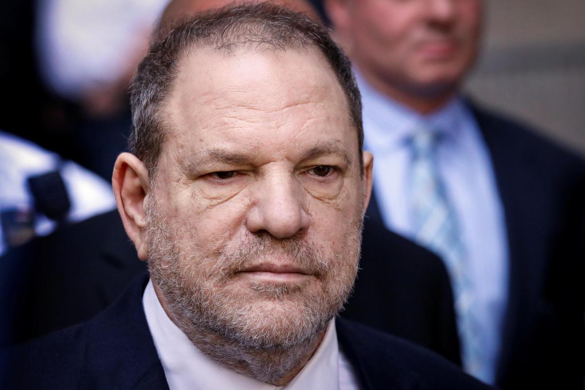Film producer Harvey Weinstein. Reuters Photo