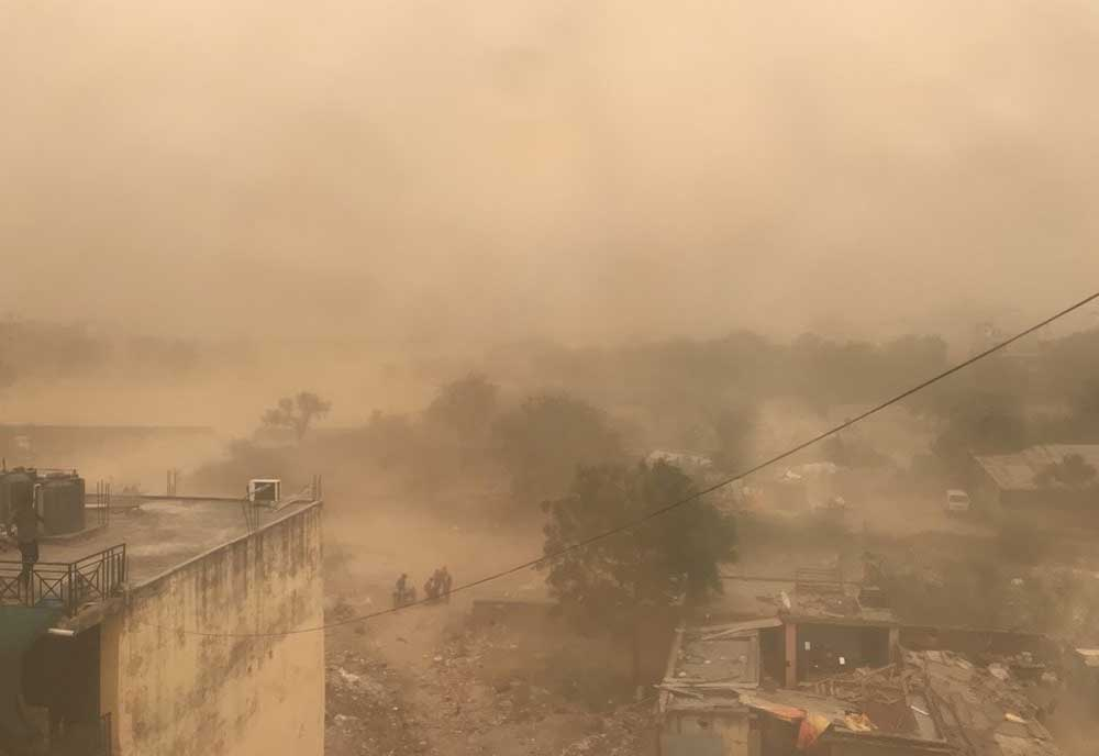 26 killed in dust storms, by lightning | Deccan Herald