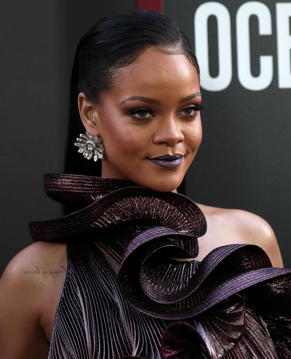PREPPING UP Listening to music from Rihanna before matches uplift the mood of the players, says a study conducted by Brunel University London. (REUTERS)