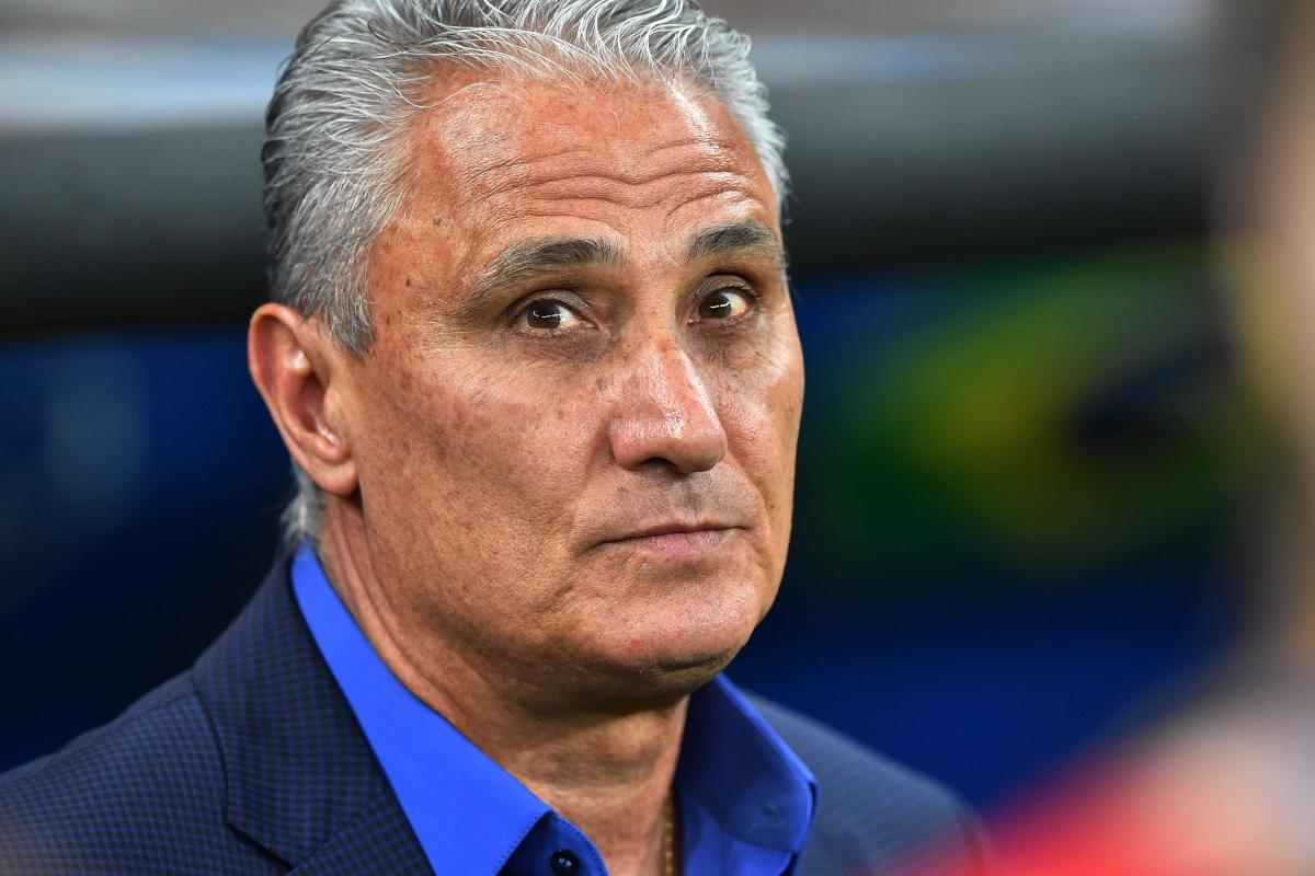 Brazil's coach Tite said his team could have been more precise. (AFP Photo)