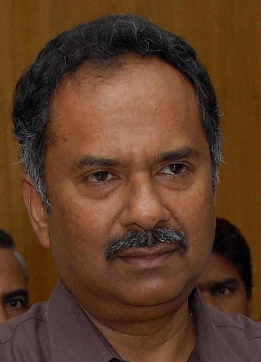 Former chief secretary, Kaushik Mukherjee