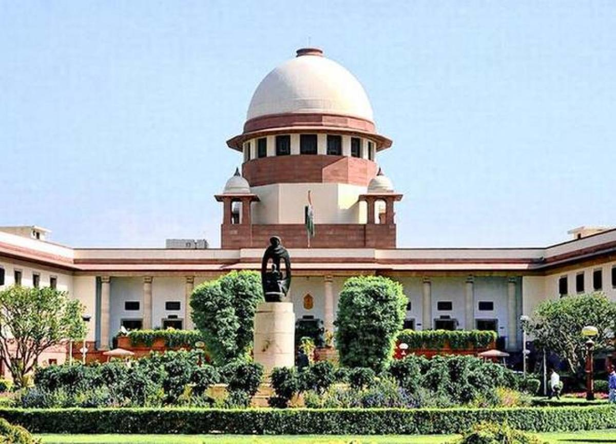 The Supreme Court. PTI file photo