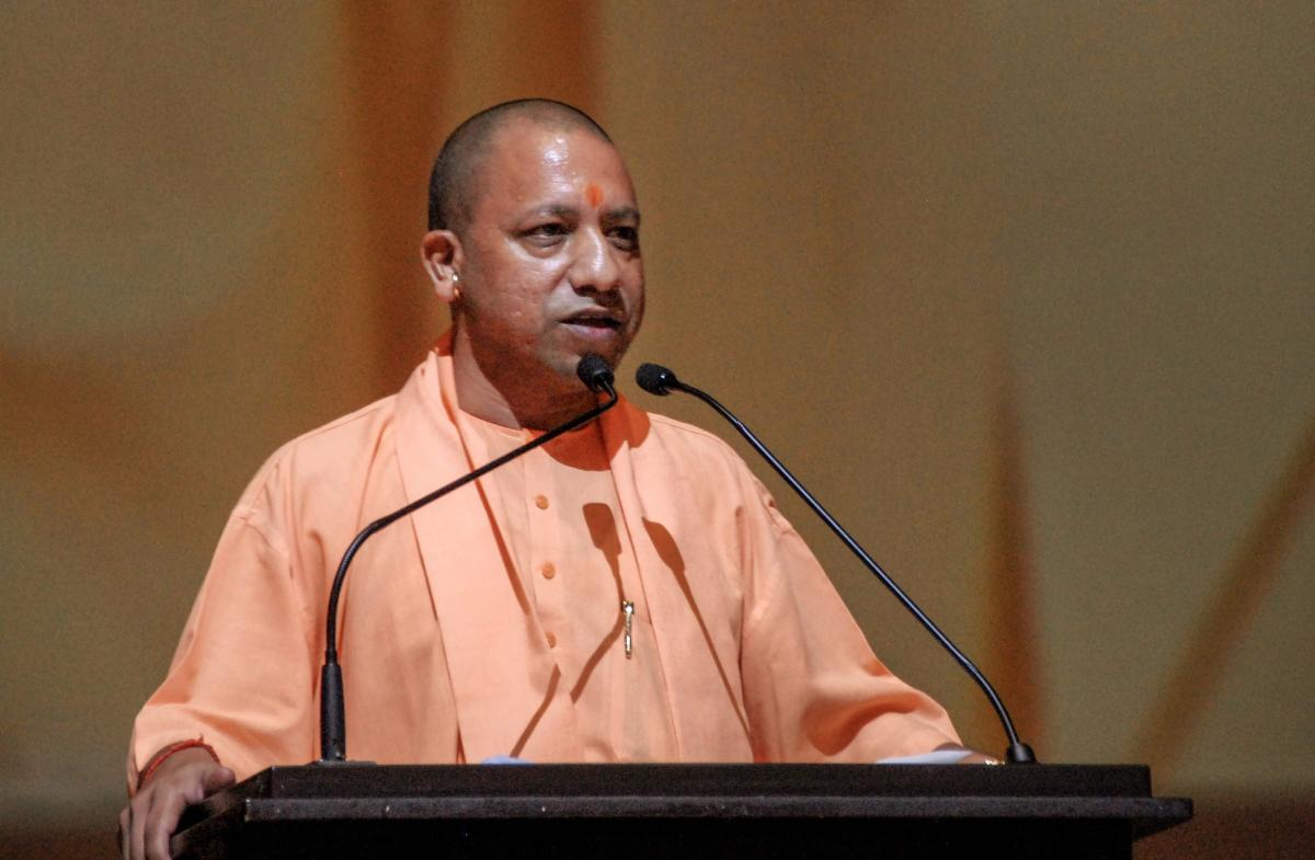 Songs heaping praise on Uttar Pradesh Chief Minister Yogi Adityanath for allowing the use of DJs in the yatra are a big hit with devotees.