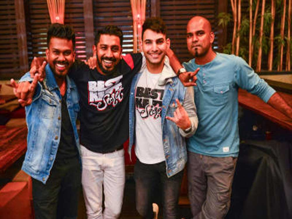 Bengaluru-band Best Kept Secret is back in the city after its German tour.