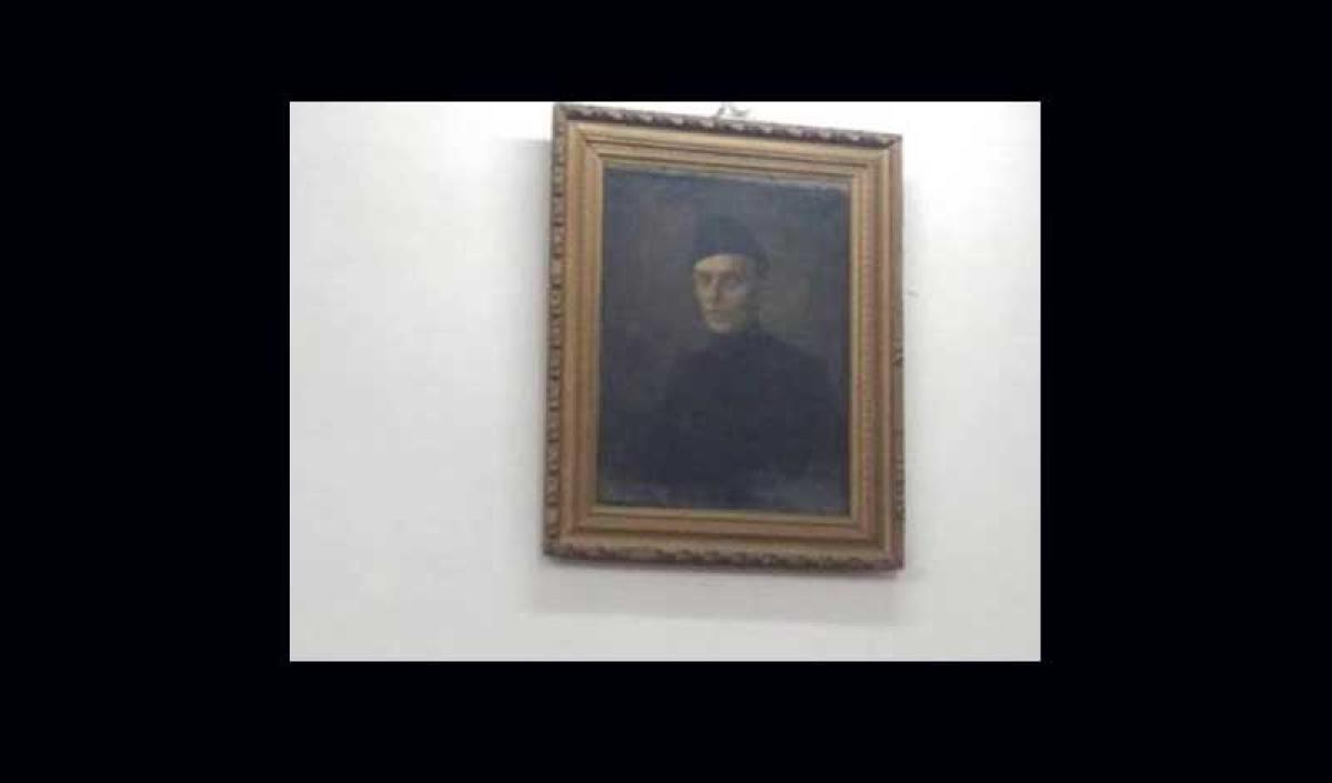 The Aligarh Muslim University (AMU) is yet to take a decision on removing a portrait of Muhammad Ali Jinnah from the office of its students' union, an issue that had triggered a controversy in May, Parliament was informed on Monday. Picture courtesy Twitt