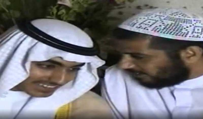 Hamza bin Laden, the son of slain Al-Qaida chief Osama bin Laden, married the daughter of Mohammed Atta, the leader of the hijackers who carried out the deadly 9/11 terror attacks in the US, according to a media report. Picture courtesy Twitter