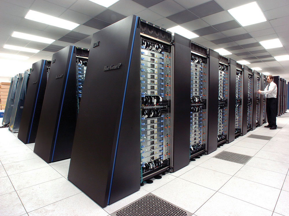 The Sunway exascale computer prototype was put in operation on Sunday and helps to execute a quintillion calculation per second. (Image for representation)