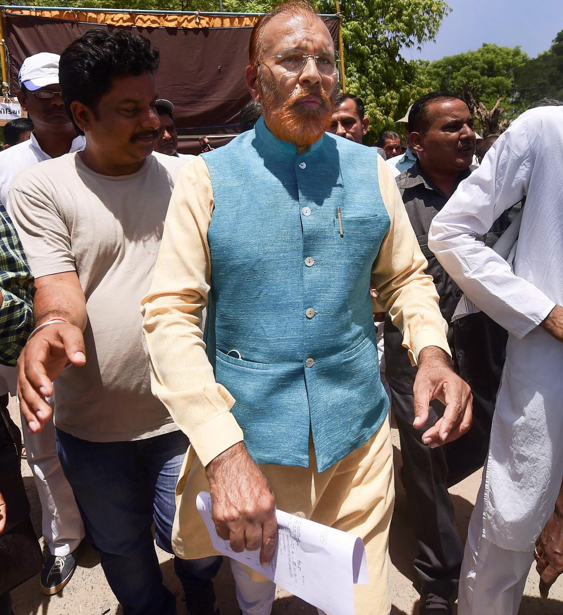 Former Gujarat IPS officer DG Vanzara will continue to remain accused in the Ishrat Jahan fake encounter case and will face trial. (PTI File Photo)