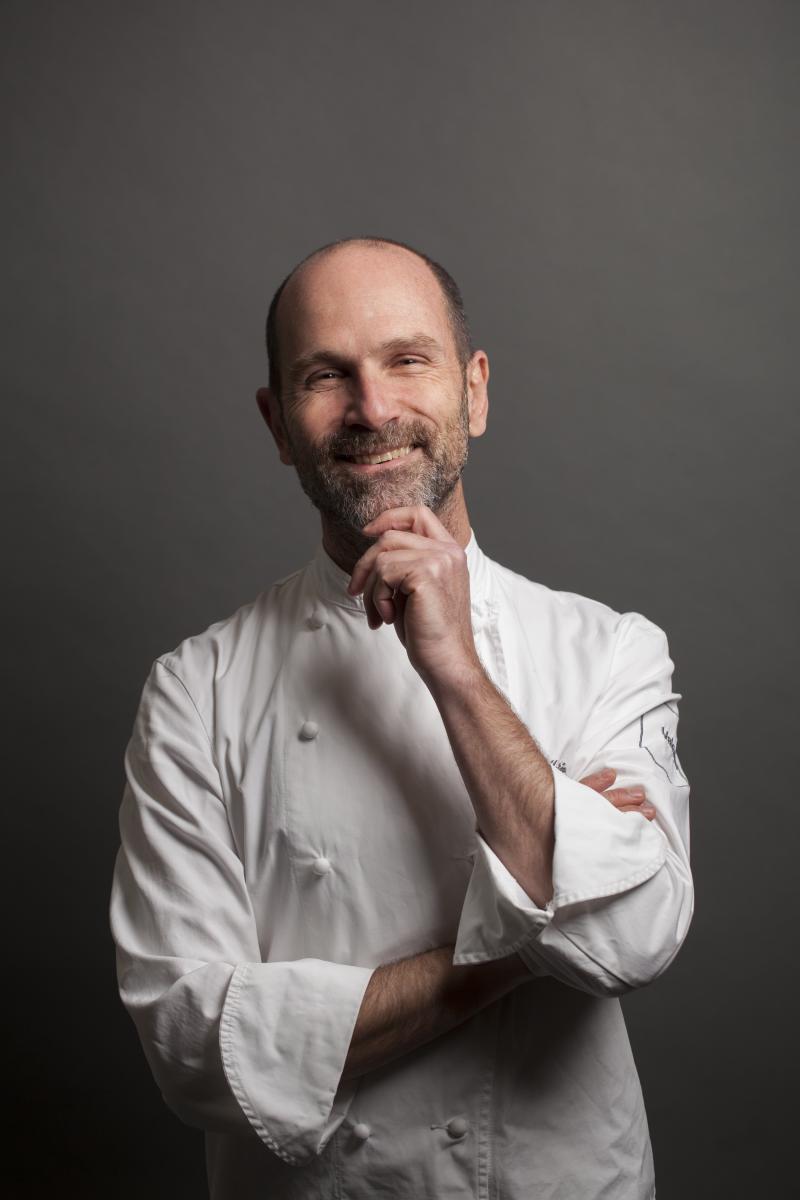 Chef Martin Lippo