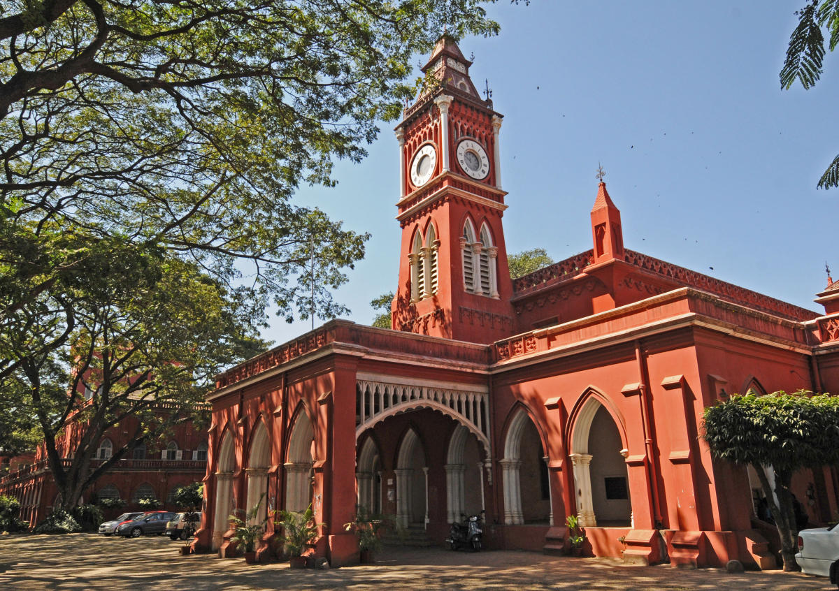 Central College, which houses Bengaluru Central University. DH FILE PHOTO