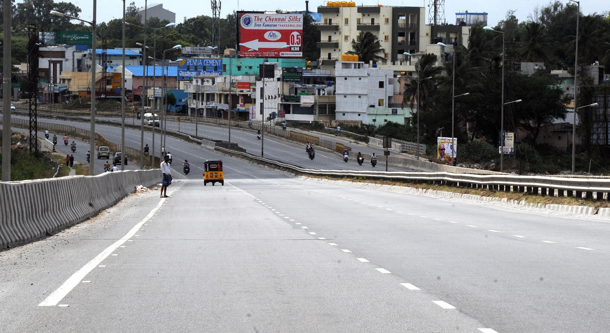 Several of BBMP's ongoing and proposed road-widening projects have hit roadblocks.