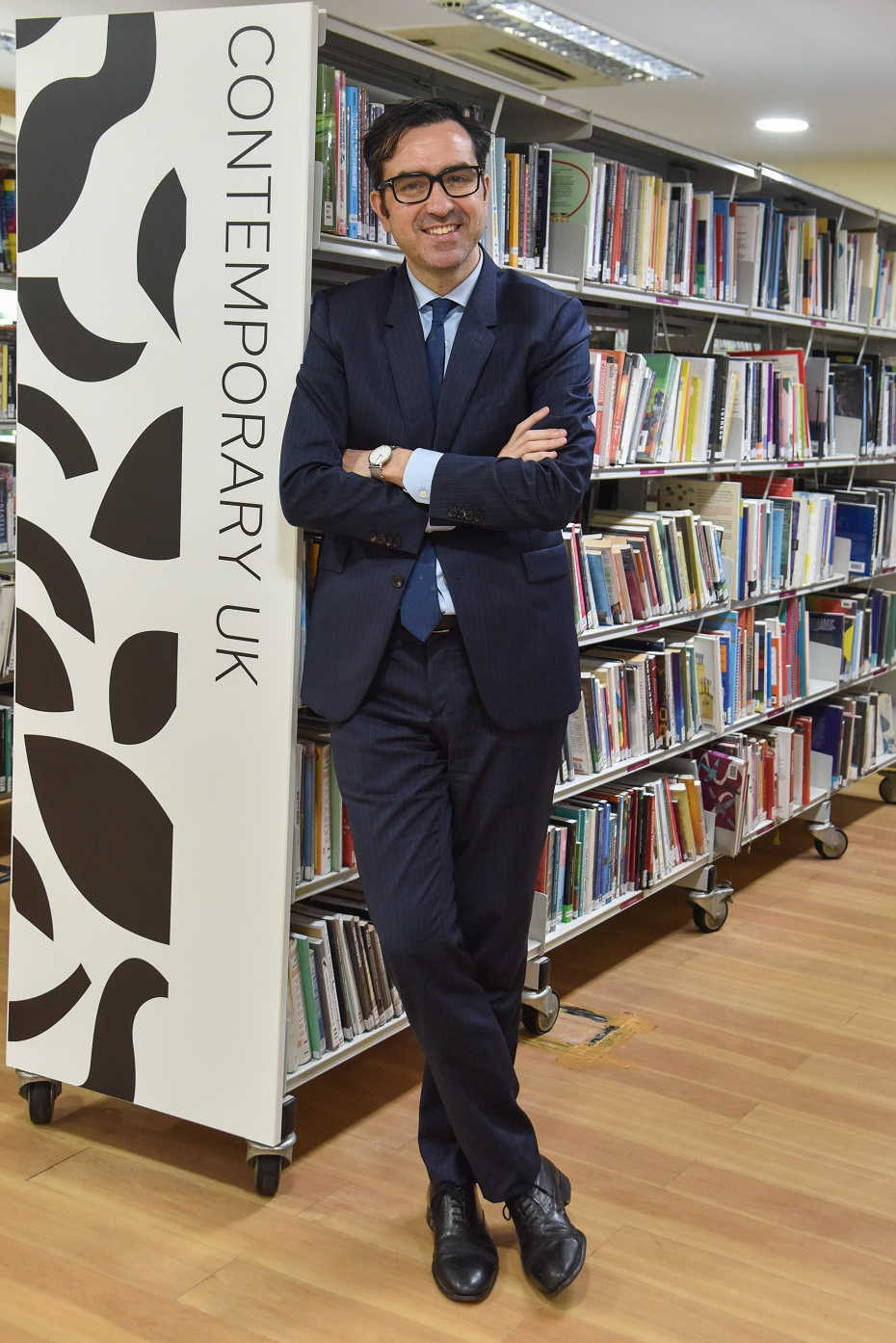 Alan Gemmell, director, British Council, India.