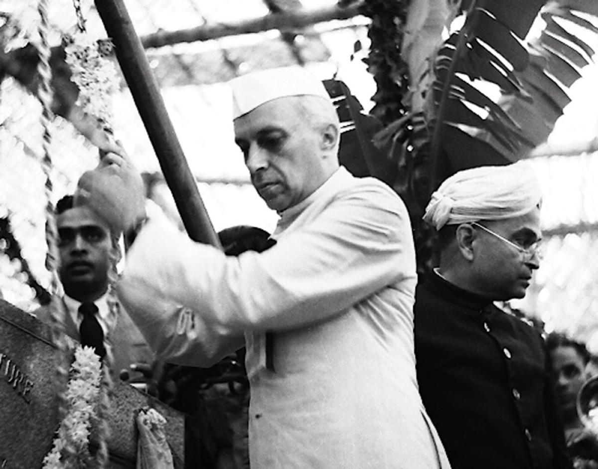Jawaharlal Nehru. (DH File Photo)