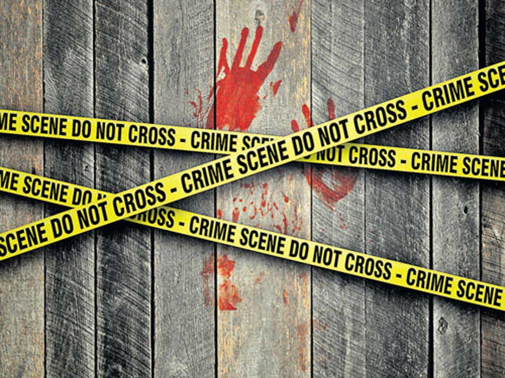 A case of murder has been opened at the Kengeri police station.