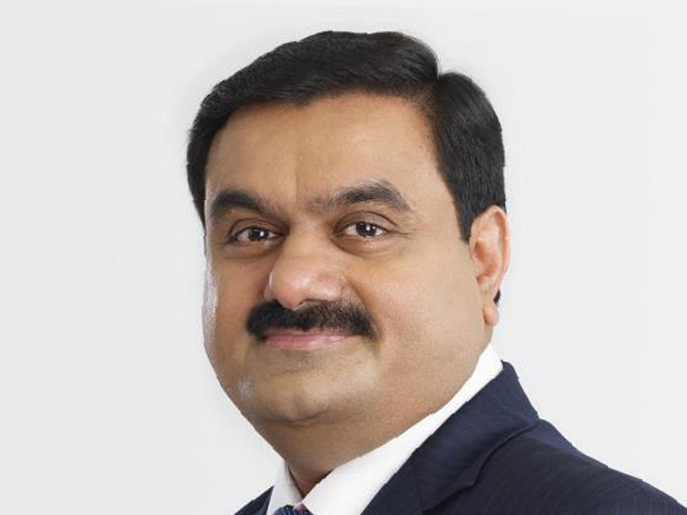 Adani Gas won rights to retail CNG to automobiles and piped cooking gas to households and industries in 13 cities on its own and another nine, including Allahabad. Twitter file photo.