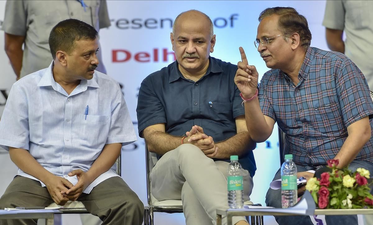 The Delhi Police on Monday filed its charge sheet before a court here in connection with the alleged assault on Chief Secretary Anshu Prakash in February in which Chief Minister Arvind Kejriwal and his deputy Manish Sisodia were named as accused. PTI file