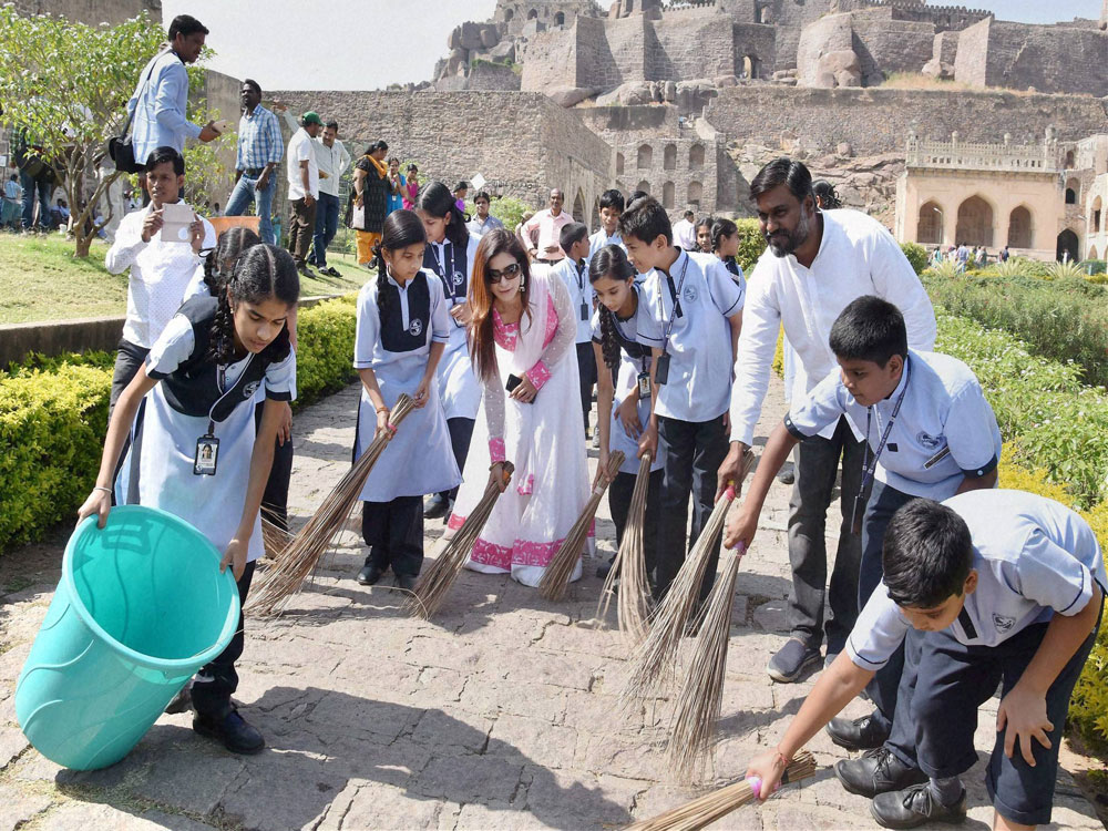 """The """"Swachh Bharat Mission (SBM) ODF ( Open Defecation Free) Plus"""" and """"SBM ODF Plus Plus"""" protocols that are planned to be launched are geared towards this objective. (PTI file photo for representation)"""