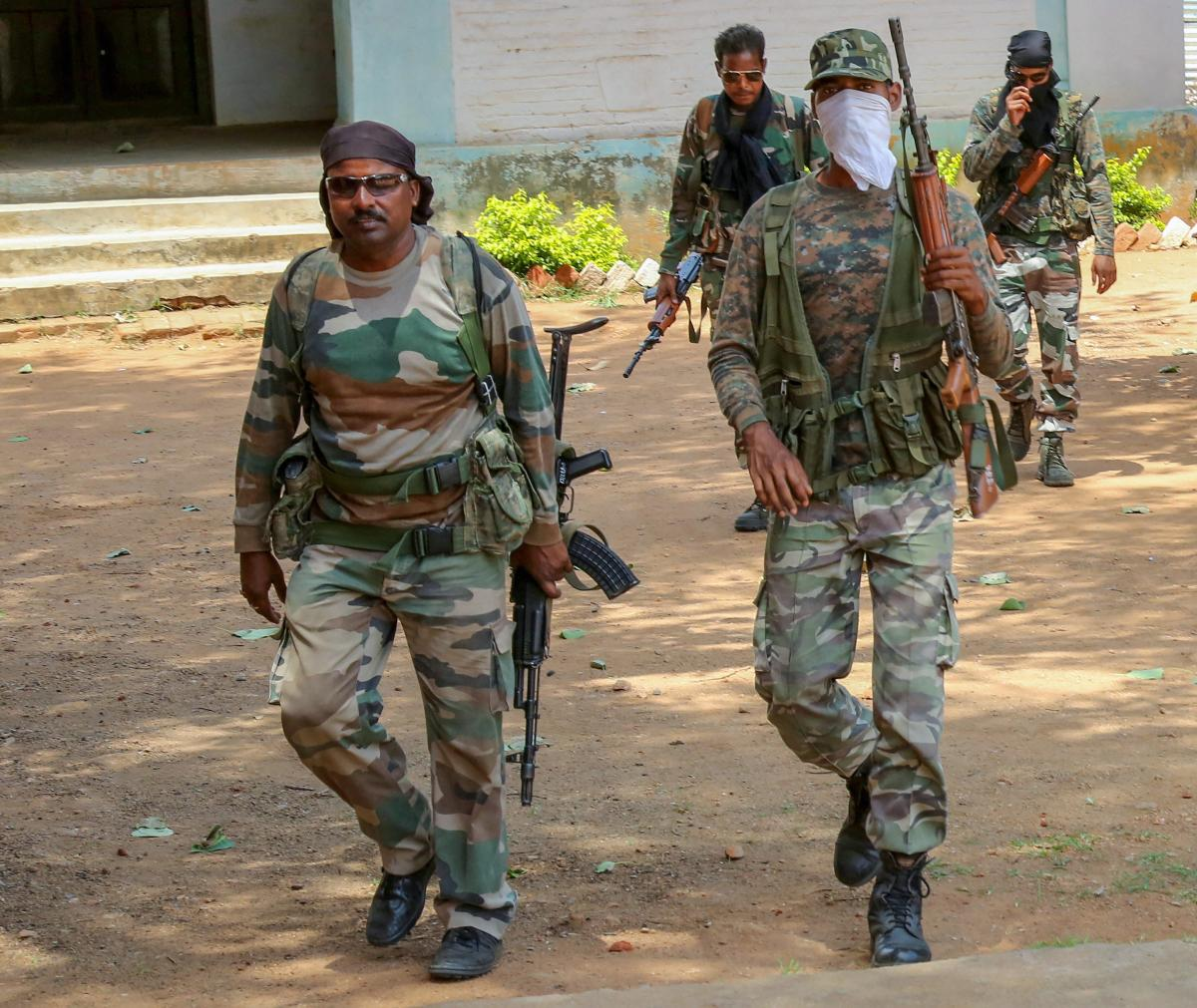 Home Ministry officials said the funds were released as part of a central government scheme under which it reimburses all expenses incurred by the states while carrying out anti-Naxal operations. PTI File Photo