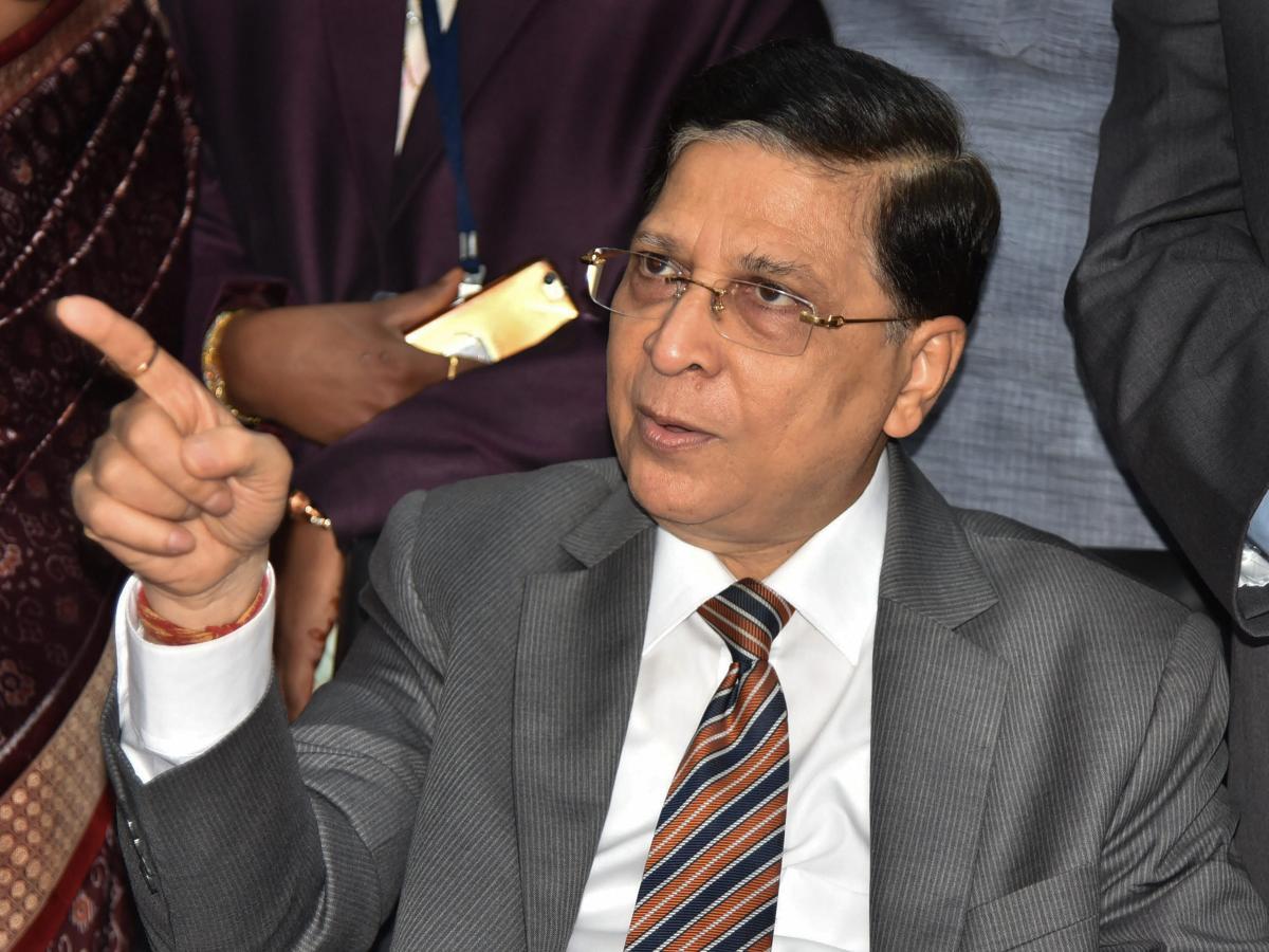 Chief Justice of India Dipak Misra. PTI File photo