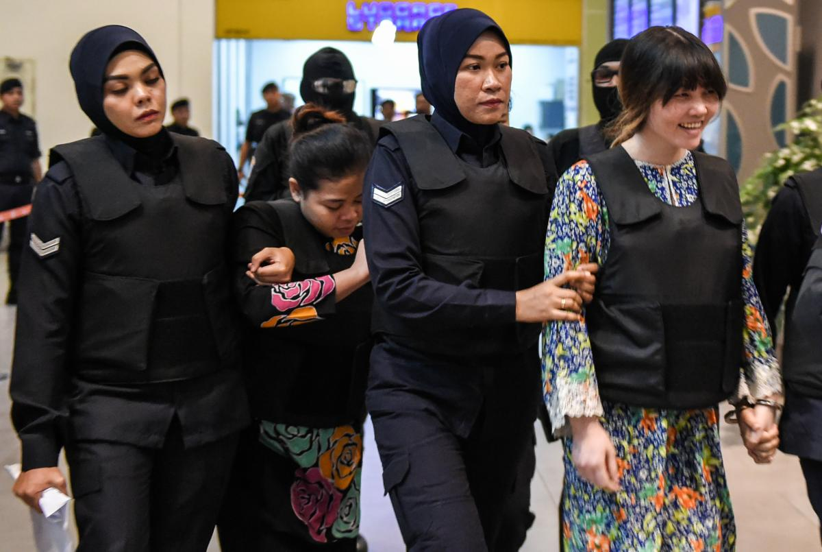 After months hearing the prosecution's case about the Cold War-style killing at Kuala Lumpur airport, a judge will decide whether there is sufficient evidence to support a murder charge against Siti Aisyah from Indonesia and Doan Thi Huong from Vietnam. A