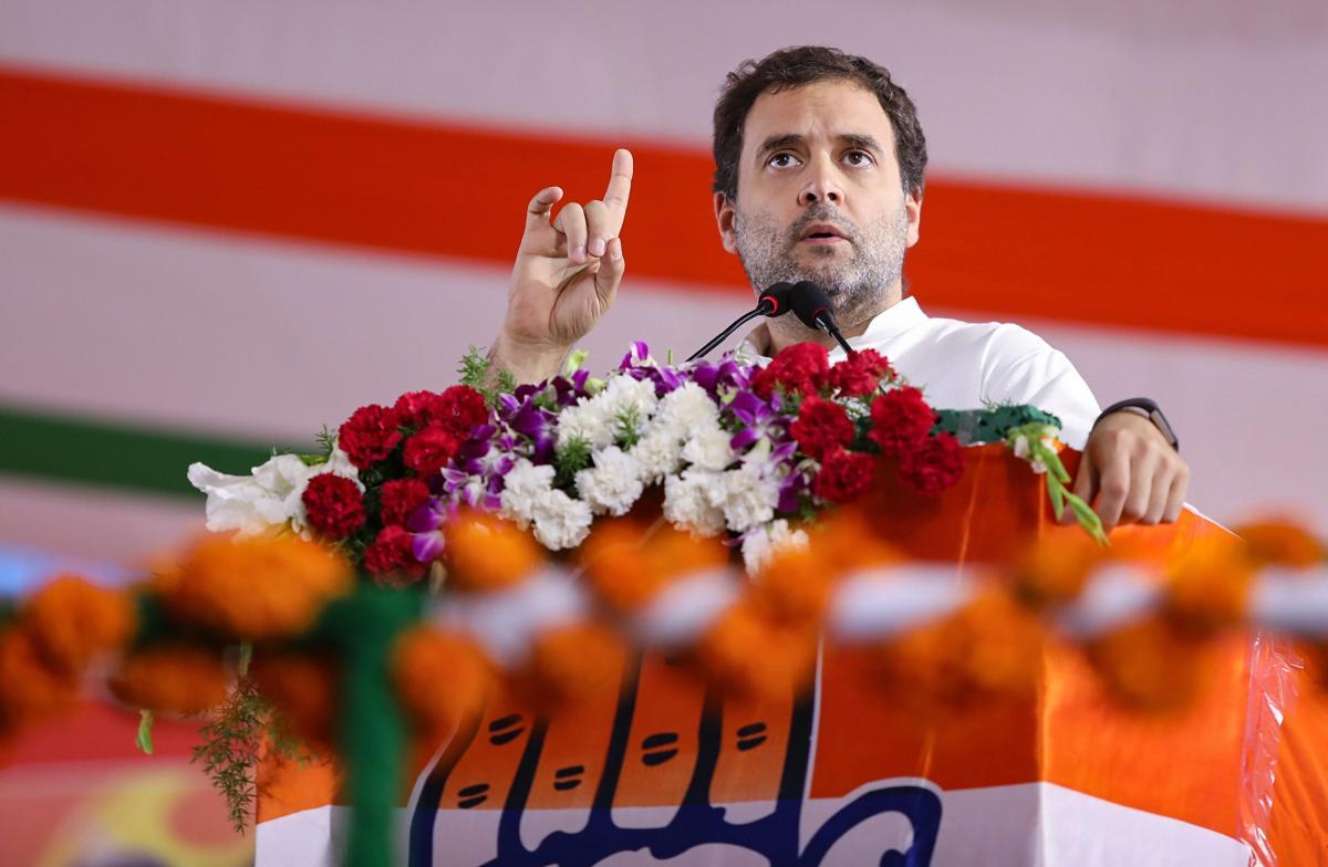 Congress President Rahul Gandhi (PTI Photo)