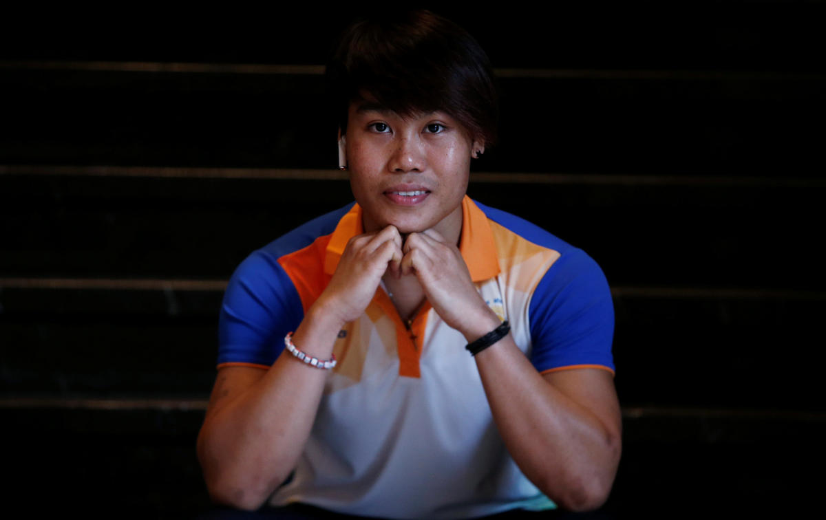 FIGHTER: Indian cyclist Deborah Herold will make her Asian Games debut at the Jakarta International Velodrome. Reuters