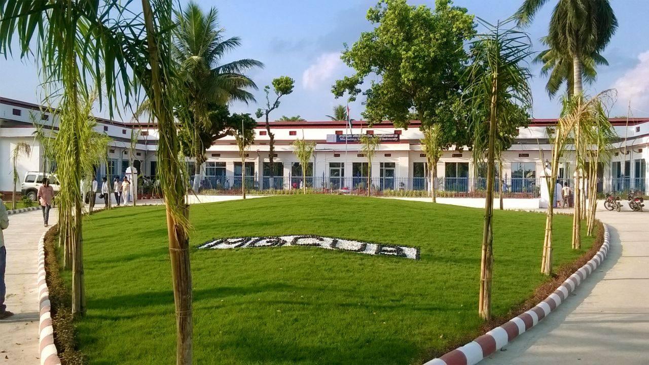 Mahatma Gandhi Central University (MGCU) in Bihar. File photo. Source: Facebook/MGCU