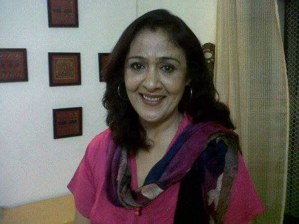 Actor Sujata Kumar. Source: Twitter
