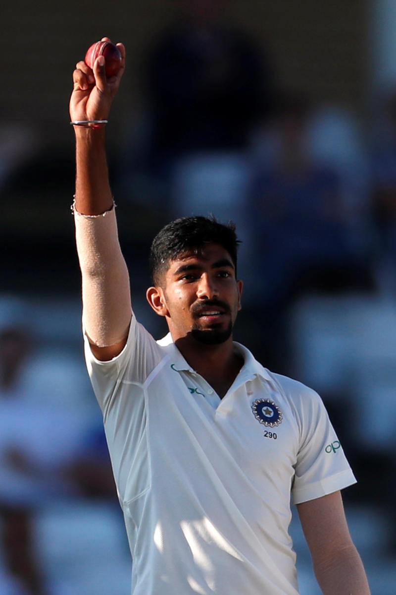 Bumrah gave an ample demonstration of his fitness, hunger, skill, desire, determination and temperament on another fabulous day of Test cricket against England. Reuters