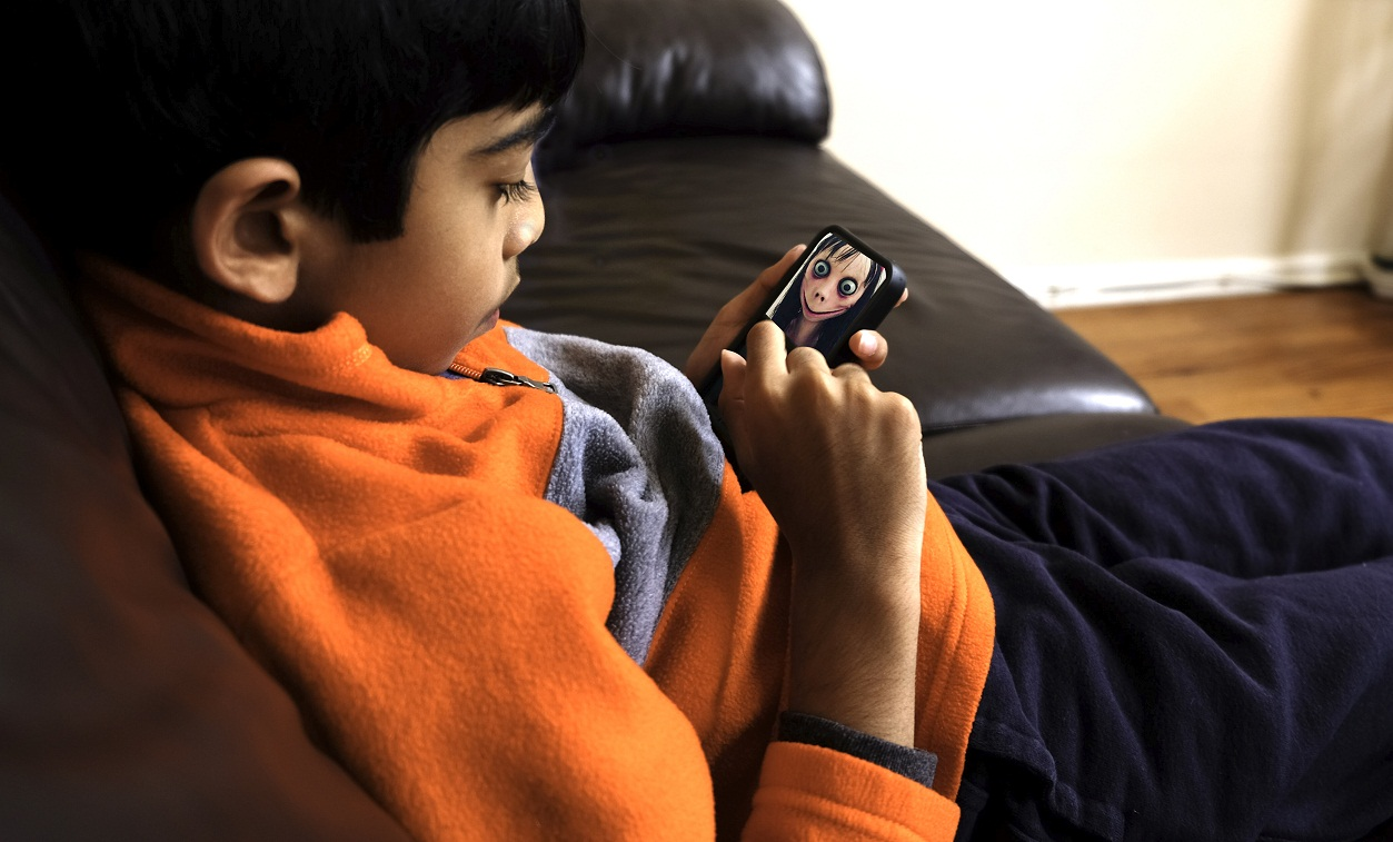 Experts ask parents to keep communication channels open and establish a good rapport with their children. The Momo Challenge eventually calls for a player's death.