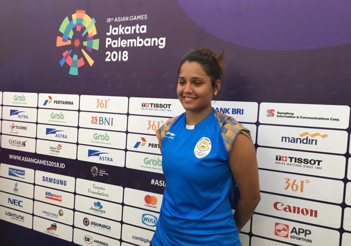 India's Dipika Pallikal won bronze in the women's singles squash event. TWITTER