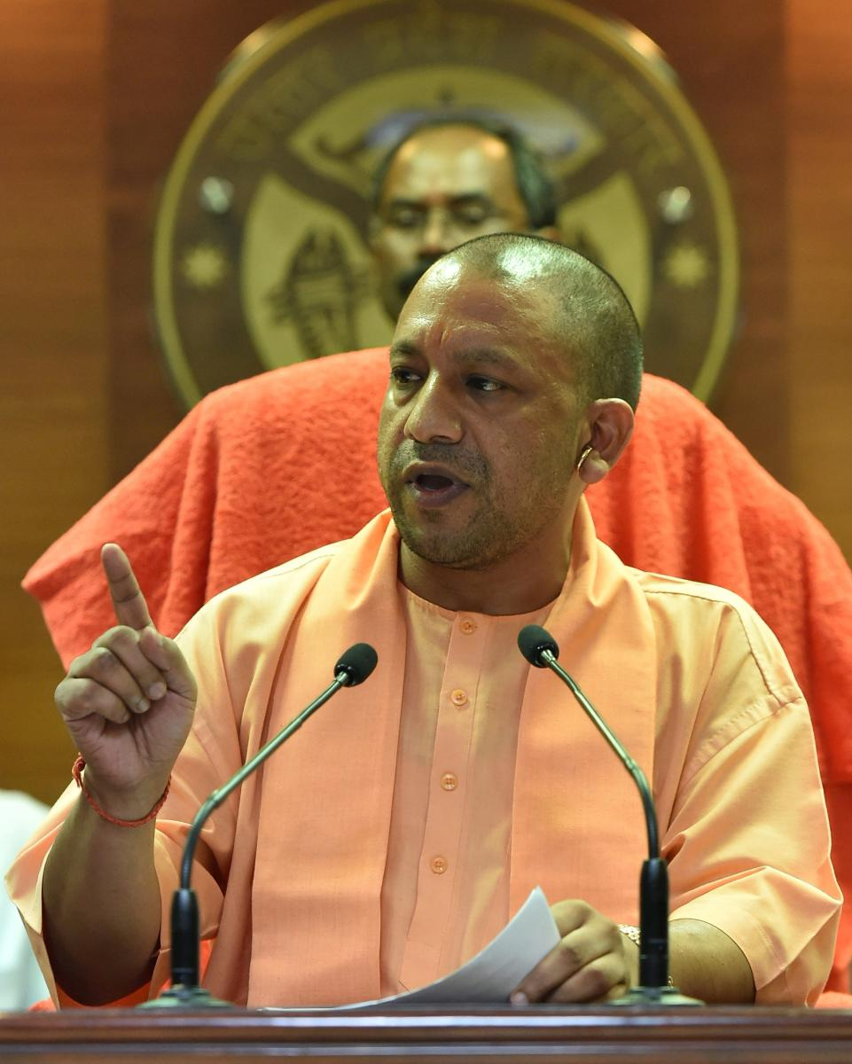 "Almost a year after the deaths of scores of infants were reported from the BRD Medical College in Gorakhpur, Uttar Pradesh Chief Minister Yogi Adityanath said the incident may have been blown out of proportion due to the institute's ""internal politics"". P"