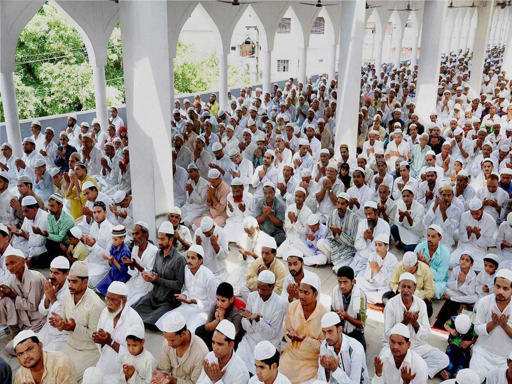 Under the banner of Muslim Aarakshan Sanyukta Kruti Samiti (Muslim Reservation Joint Action Committee) people from all walks of life came together to demand reservation for the community. (PTI File Photo. For representation purpose)