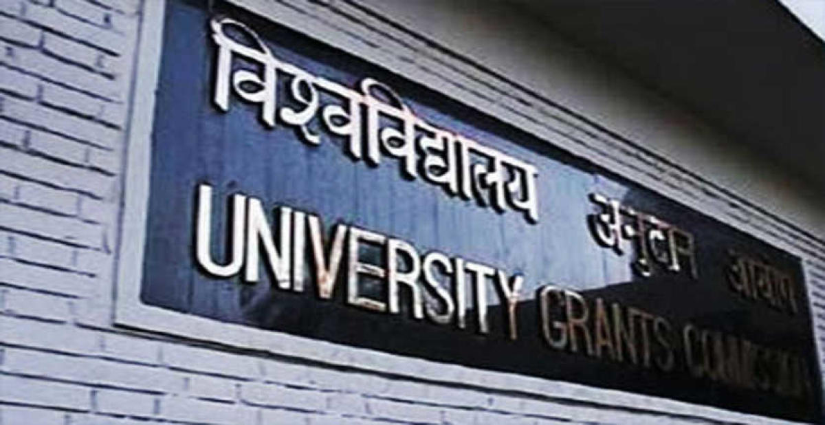 The university grants commission (UGC) has lowered the cut off from the current 50% to 45% for such candidates, amending its 2016 regulations.