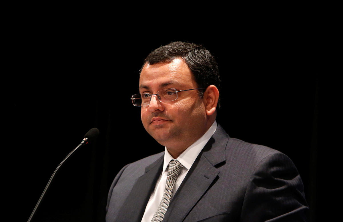 Cyrus Mistry. Reuters file photo