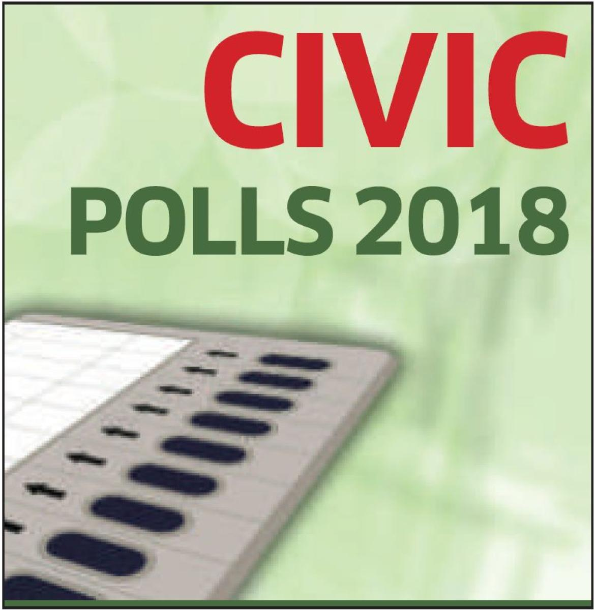 Major political parties in the state, the Congress, the BJP, the JD(S), are seeing the Urban Local Bodies (ULB) polls scheduled to be held on August 31 as a precursor to launch their campaign for the Lok Sabha elections.