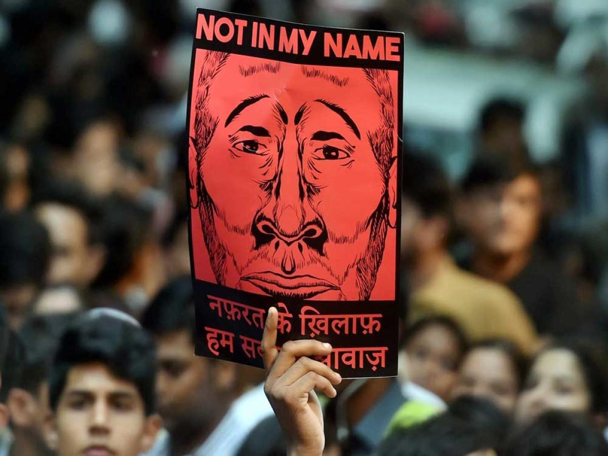 A youth who was home from Dubai where he worked as a tailor was lynched in a village in Uttar Pradesh's Bareilly district on suspicion that he had stolen a buffalo, police said on Thursday. PTI file photo