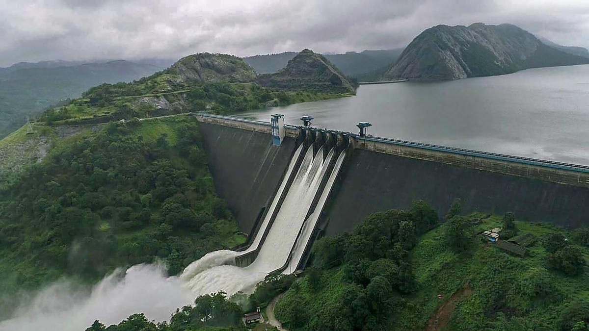 A view of Idukki dam. PTI file photo