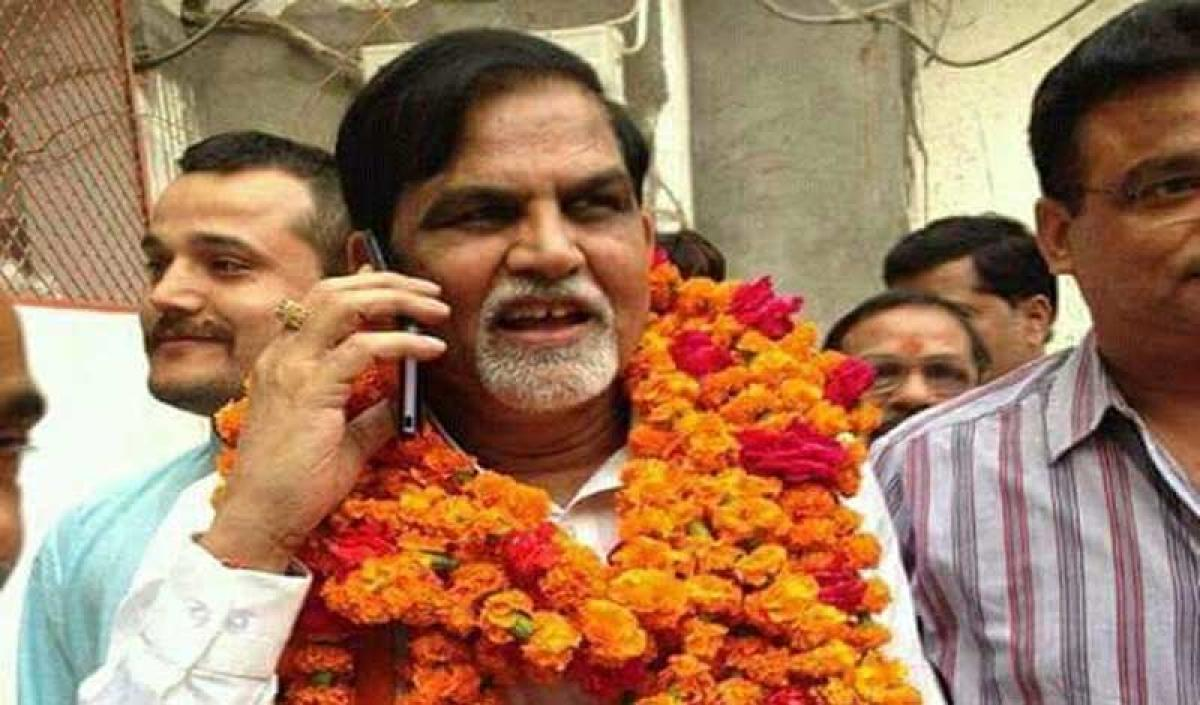BJP MLA Ashok Singh Chandel on Friday created a flutter in the Uttar Pradesh Assembly when he alleged threat to his life and said he was not getting adequate security despite raising the issue with authorities here. Picture courtesy Twitter
