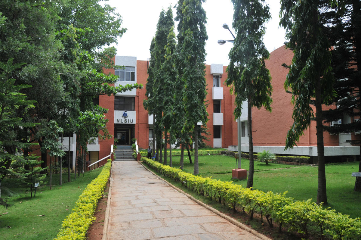 The NLSIU has 80 undergraduate and 50 postgraduate seats and another 50 in the master's course on public policy. DH File Photo