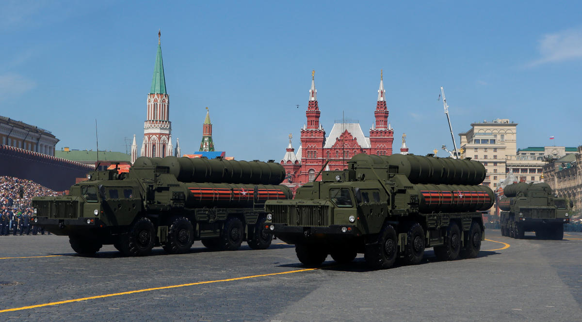 India is expected to convey to the US during the upcoming 'two-plus-two' talks that it is going ahead with the Rs 40,000 crore deal with Russia to procure a batch of S-400 Triumf air defence missile systems, notwithstanding the American sanctions on milit