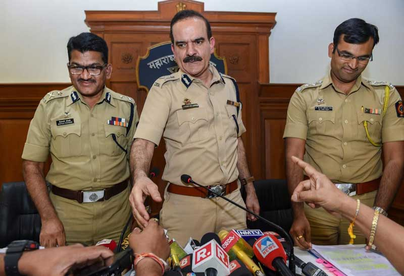 On Saturday, the Pune police told the Shivajinagar court that they need more time to file the chargesheet. (PTI Photo)