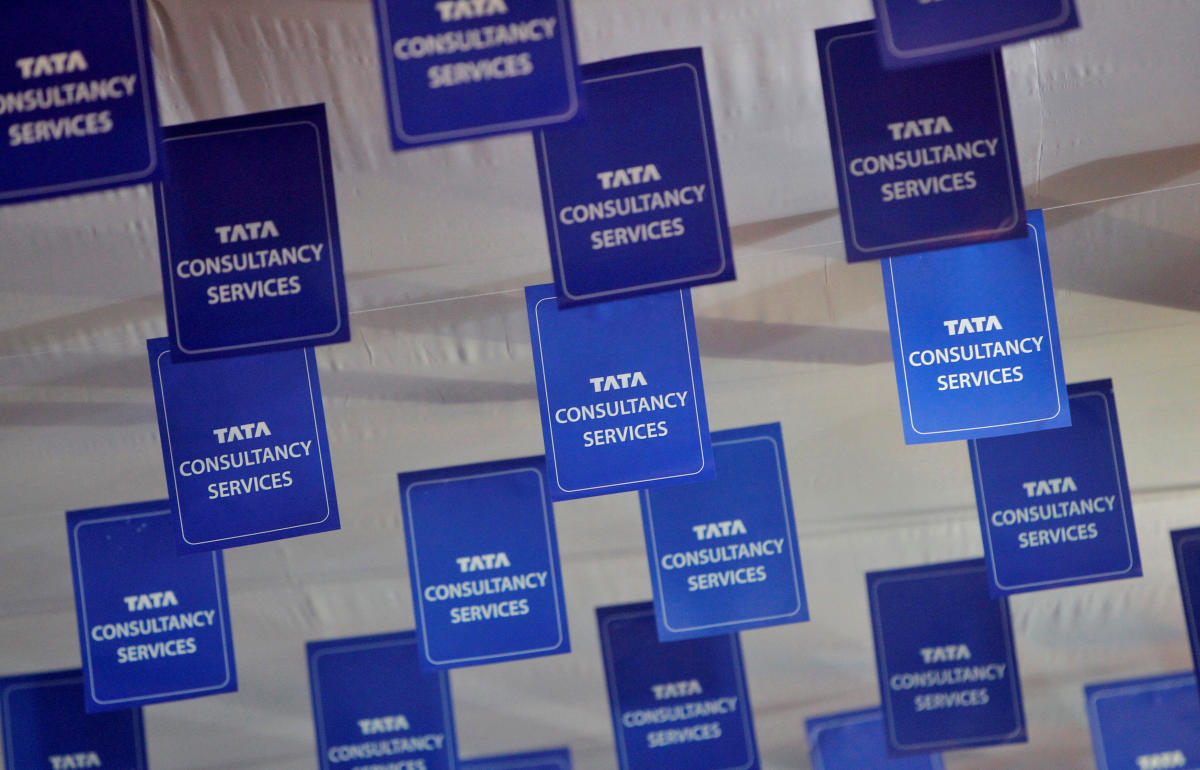 Tata Consultancy Services on Tuesday became the second Indian company to attain a market valuation of over Rs 8 lakh crore mark following surge in its share price.