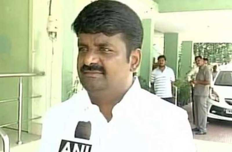 Tamil Nadu Health Minister C Vijayabhaskar. (ANI File Photo)