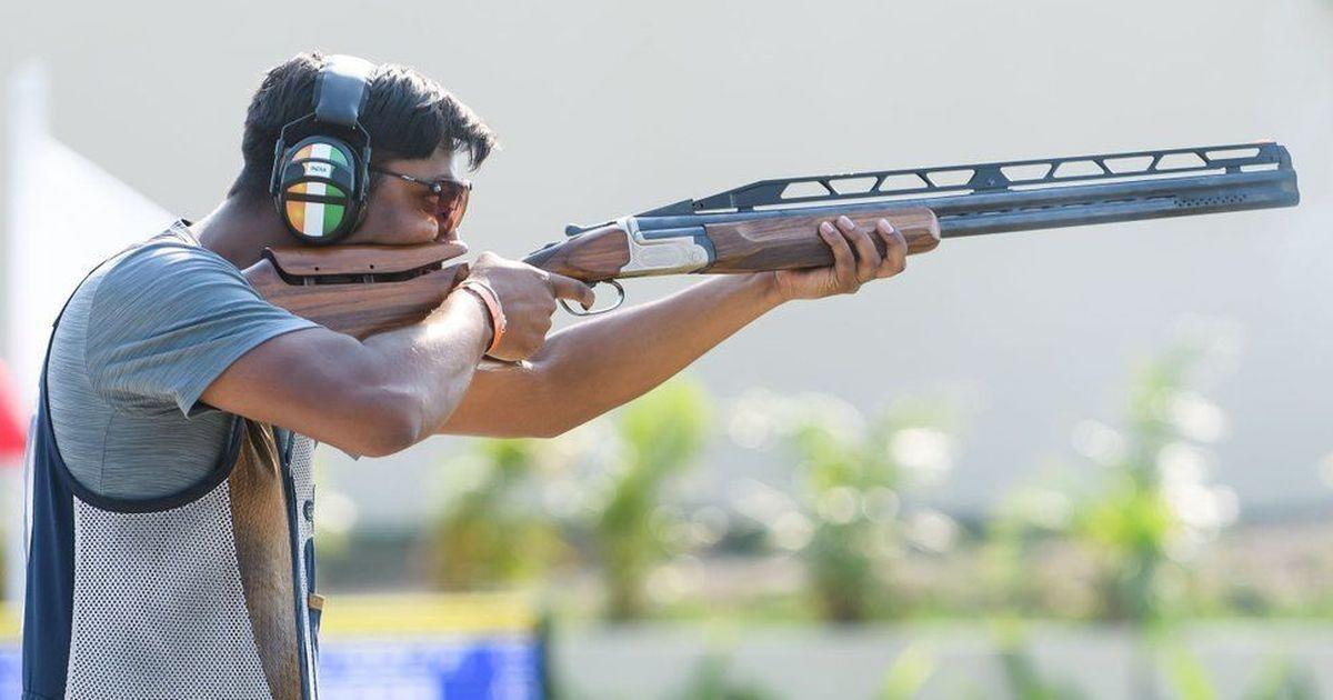 India's Ankur Mittal posted his career's biggest triumph. ISSF