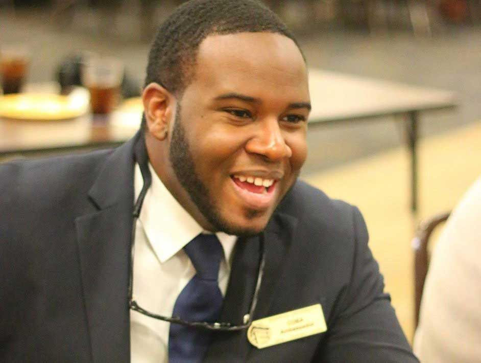 The 26-year-old Jean was an immigrant from the small Caribbean island nation of Saint Lucia. Image courtesy Facebook/Botham Shem Jean