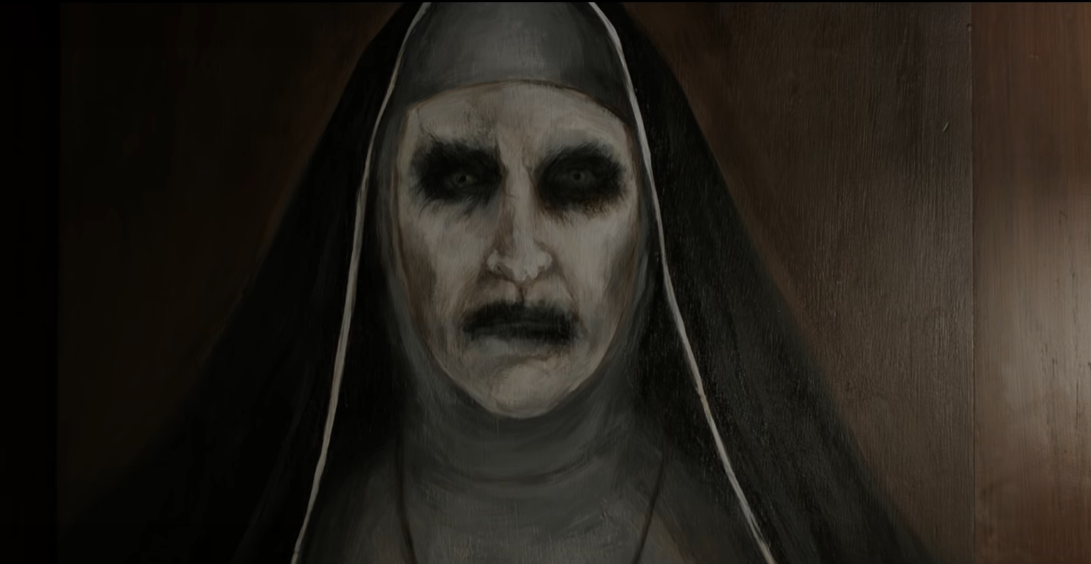 There's really not a lot to say about 'The Nun', apart from the fact that it is fairly well-acted and reasonably well-directed.
