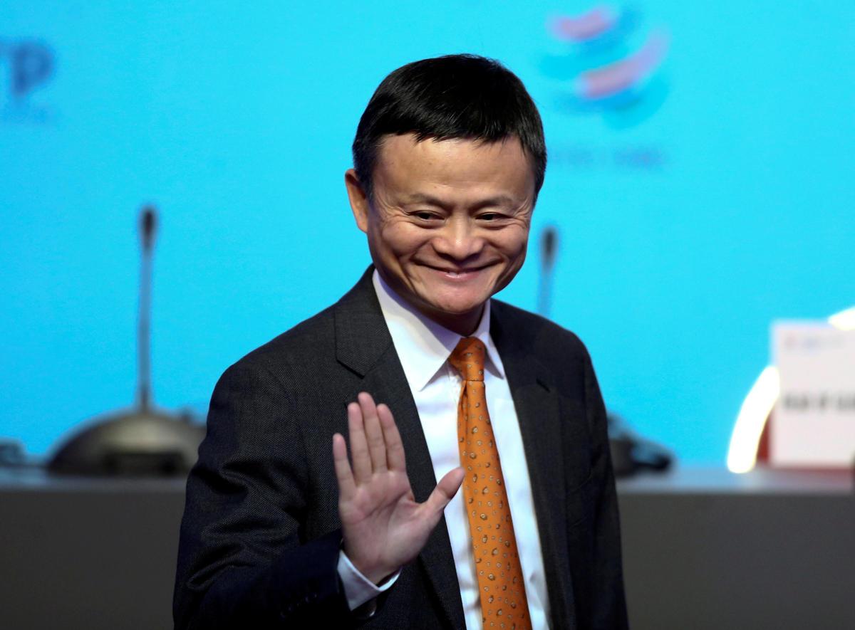 Alibaba Group Executive Chairman Jack Ma. Reuters file photo