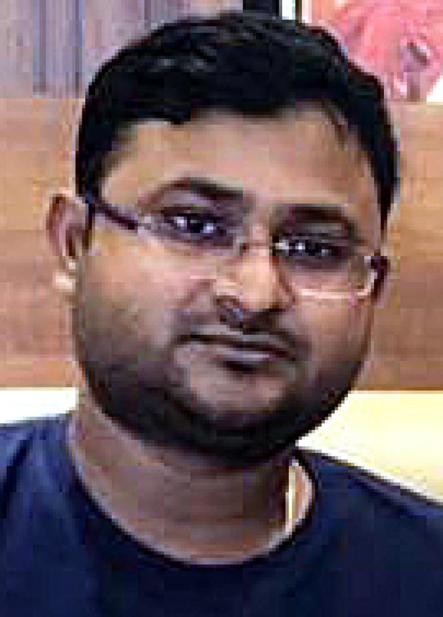 Sowmyakanth Mohanti.